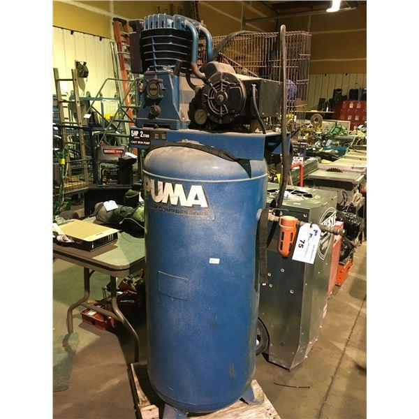 PUMA 60GAL 2 STAGE 175PSI VERTICAL AIR COMPRESSOR MODEL AT5060V