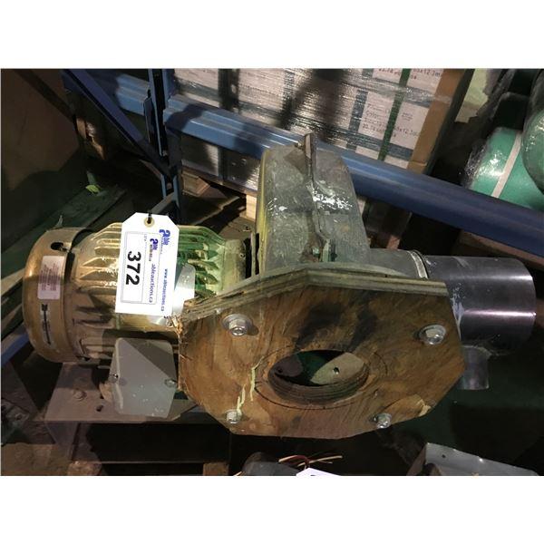 BALDOR EM3663T 5 HP, 3-PH, 230-460V 60HZ INDUCTION MOTOR