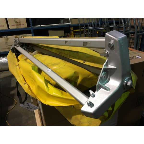 MILLER CONFINED SPACE AND MANHOLE TRIPOD RESCUE SYSTEM