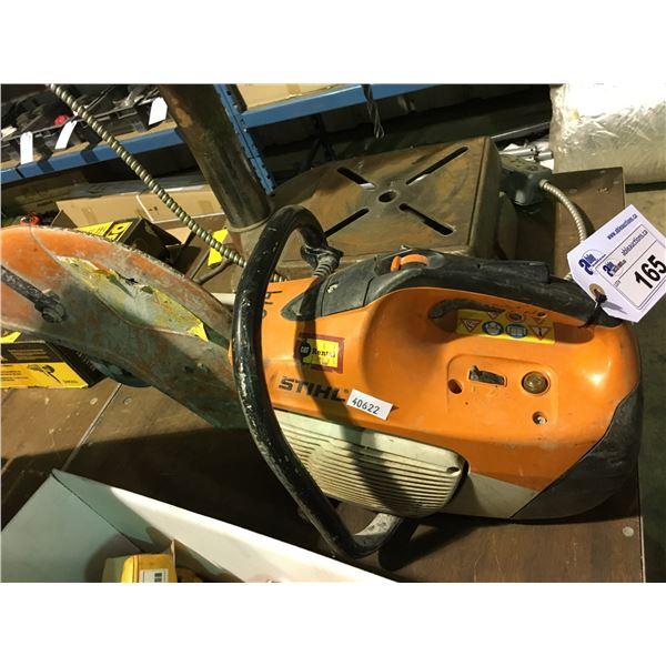 STIHL TS420 GAS POWERED CUT OFF SAW