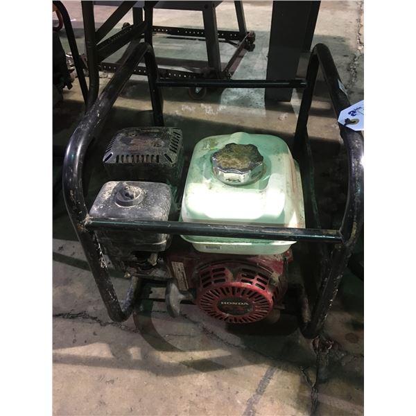 HONDA GX200 INDUSTRIAL PORTABLE GAS POWERED GENERATOR
