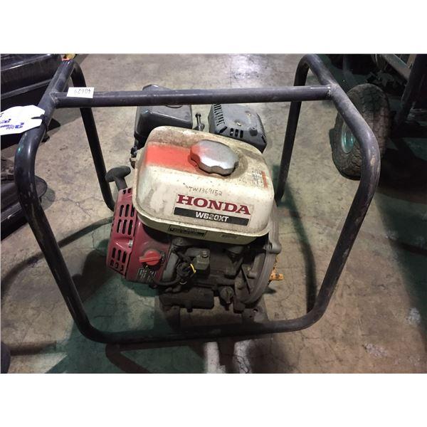 HONDA GX120 INDUSTRIAL PORTABLE GAS POWERED GENERATOR