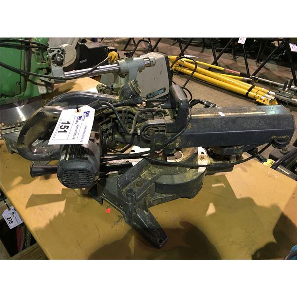 "CRAFTSMAN 8-1/4"" 120V SLIDING COMPOUND MITER SAW"