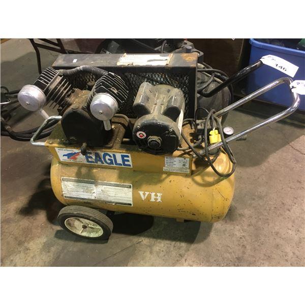 EAGLE P3120H1 20GAL MOBILE AIR COMPRESSOR