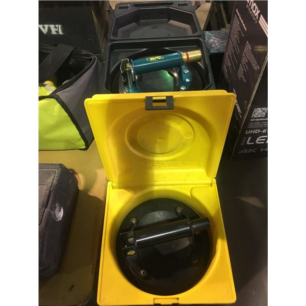 3 POWER GRIP MATERIAL HANDLING SUCTION CUPS