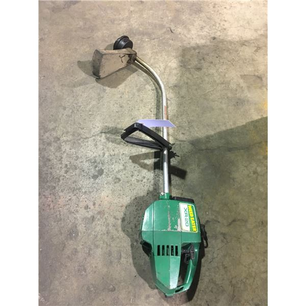 WEED EATER XR-20 GAS POWERED WEED TRIMMER