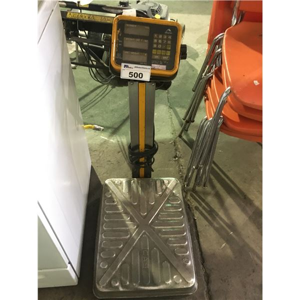 DOLPHIN INDUSTRIAL SHIPPING/RECEIVING DIGITAL SCALE