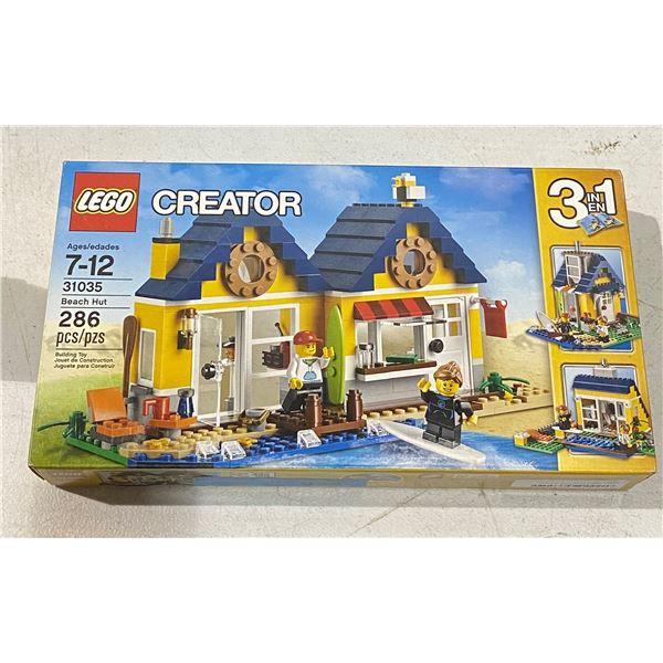 New lego Creator 31035 Beach hut