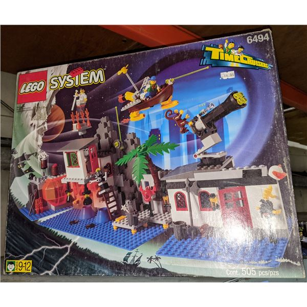 Lego System 6494 (Brand New in Box)