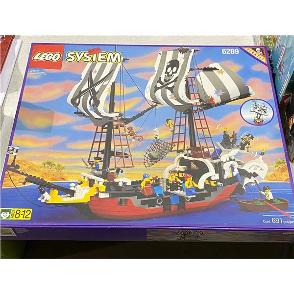 Lego System 6289 (Brand new in box)