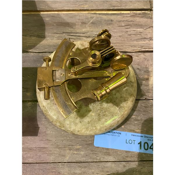 Working Antique Sea Navigator