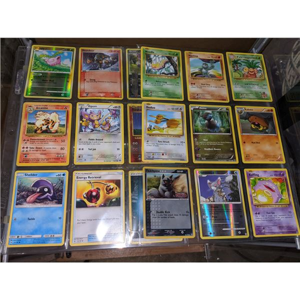 Pokemon cards ( approx. 18 cards)