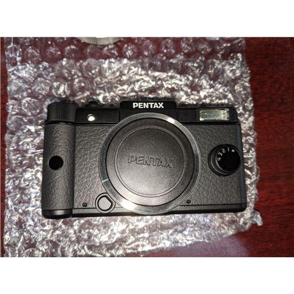 Pentax 01 standard Prime camera body brand new in box vintage