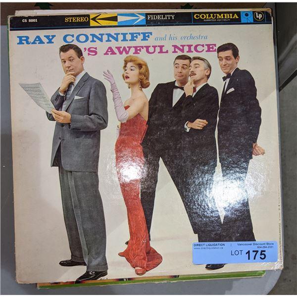 Assorted Vinyl Records Aprox. 25 Records