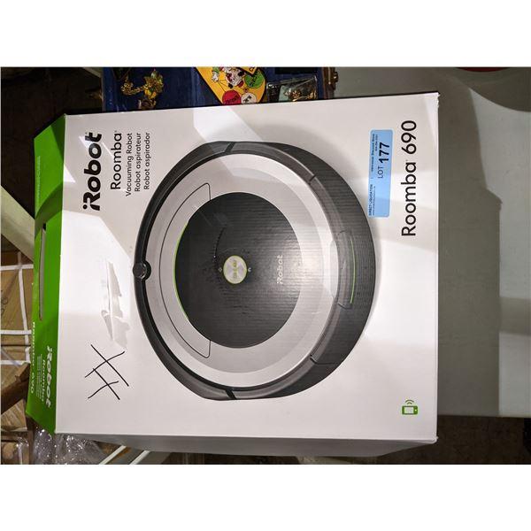 iRobot Roomba 690 Open Box
