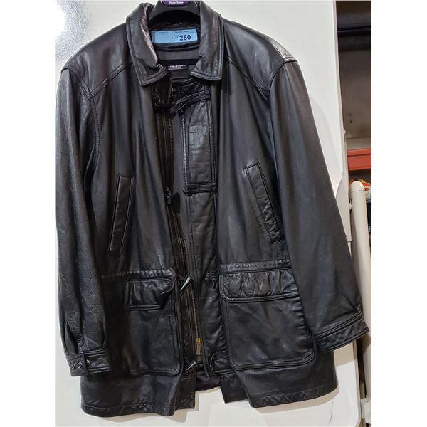Wilson's Leather Jacket Size Large