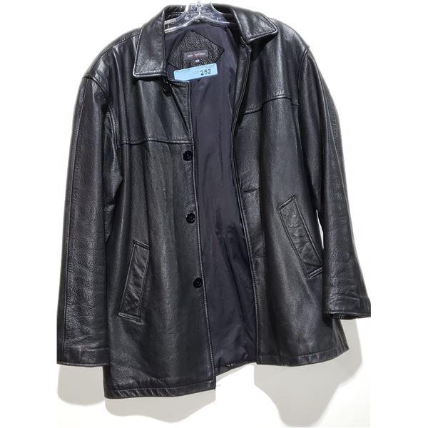 New Edition Leather Jacket Size Medium