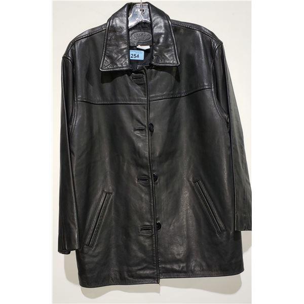 Bishop Leather Jacket Size 8