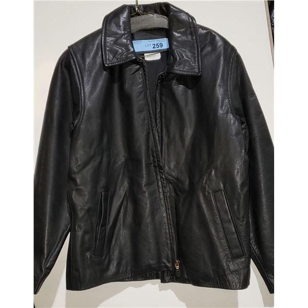 Bishop Leather Jacket Size 6