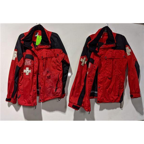 Lot of 5 Paramedic Costume Jackets