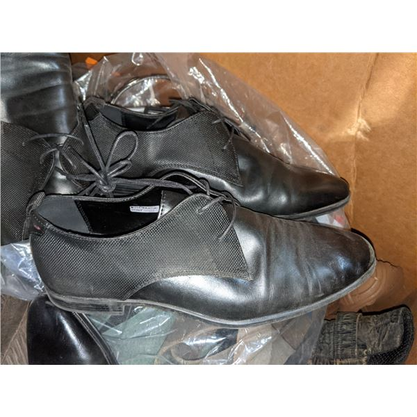 Box of Shoes and Boots from Sci Fi Show