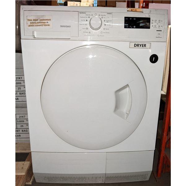 Four Dryer Laundry Machines
