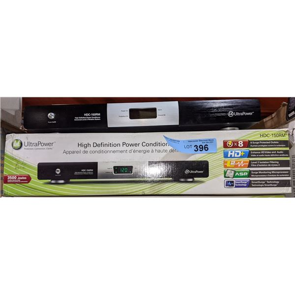 ultra power high definition power conditioner hdc- 150 RM
