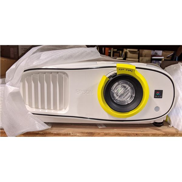 Epson LCD projector model h651a