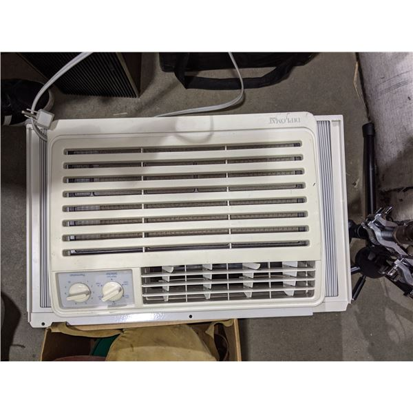 Diplomat air conditioner, fan and misc