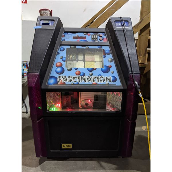 NSM Fascination Juke Box (as-is)