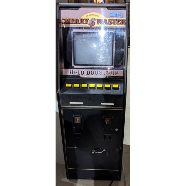 Cherry Master Video Slot Machine (as-is)