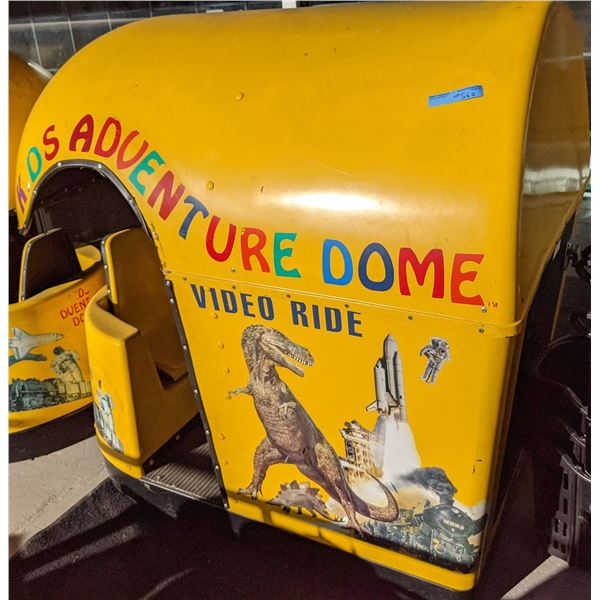 Kids Adventure Dome Video Ride (as-is)