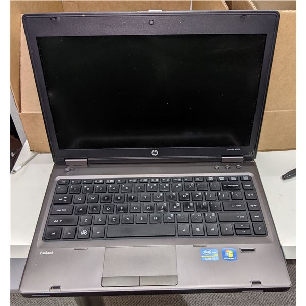 HP Pro Book 6360B i5 - Excellent Condition