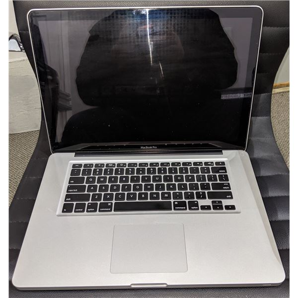 """Macbook Pro 15"""" from the Show (As-is) - Model no. A1286"""