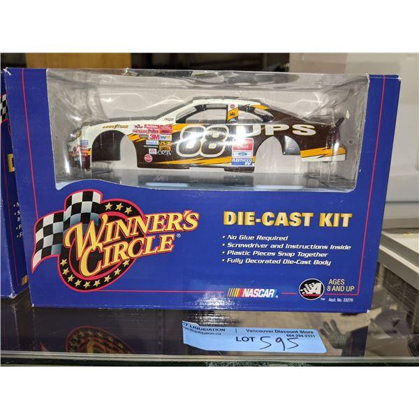 Winner's Circle Die-cast kit (1:24 Scale)