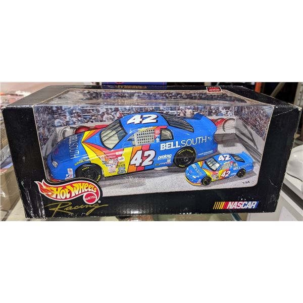 Highly Collectible Hot wheels racing Nascars #42