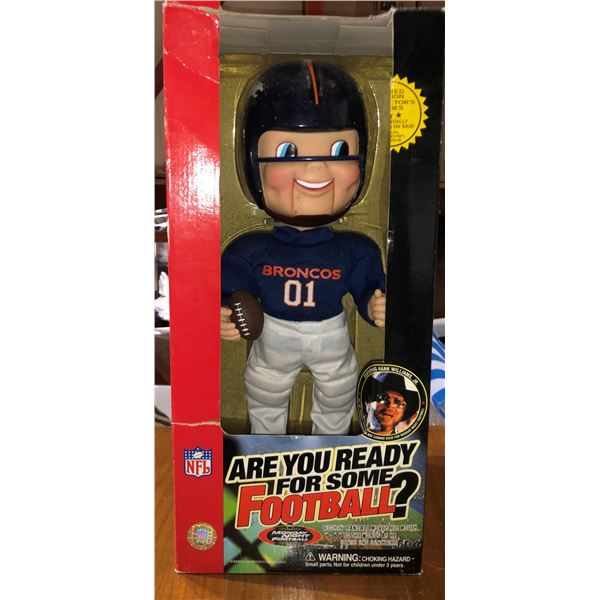 John Elway Broncos New in Box (Collector's edition)