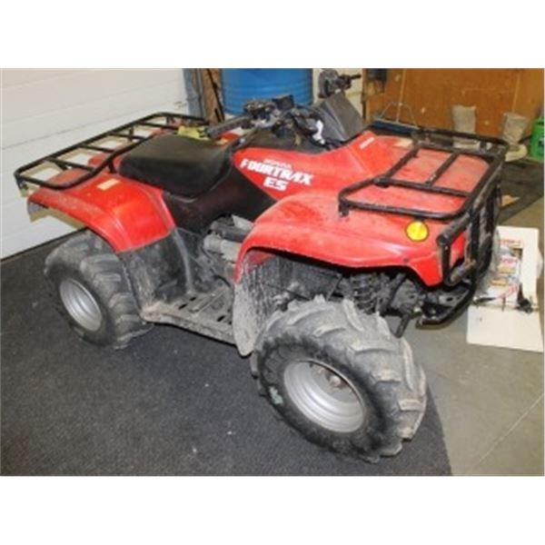 2002 HONDA 200 2WD QUAD