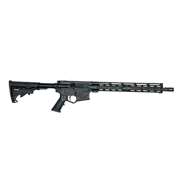 WISE ARMS 16  BILLET 5.56 BLACKOUT W/ 15  RAIL- Black US Flag Edition