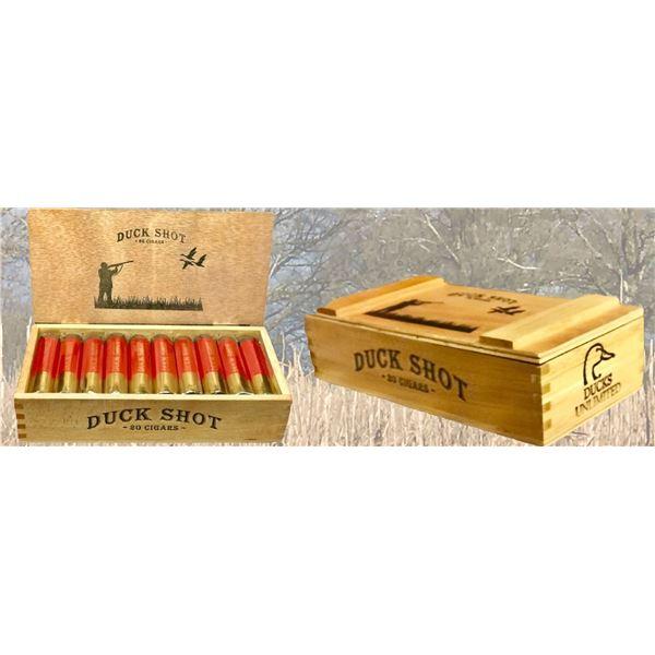 Duck Shot Cigars- 20 total