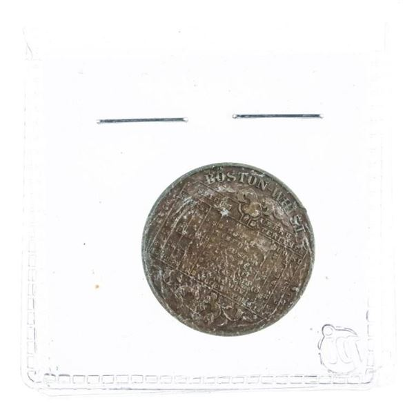 Germany, C. 1860 Boston-Whist Token