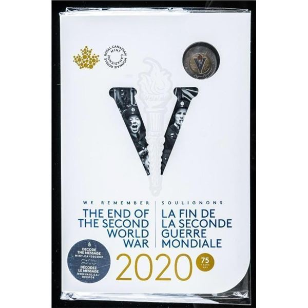 2020 RCM - The Signing of 'The United Nations  Charter' Keepsake Coin Folio