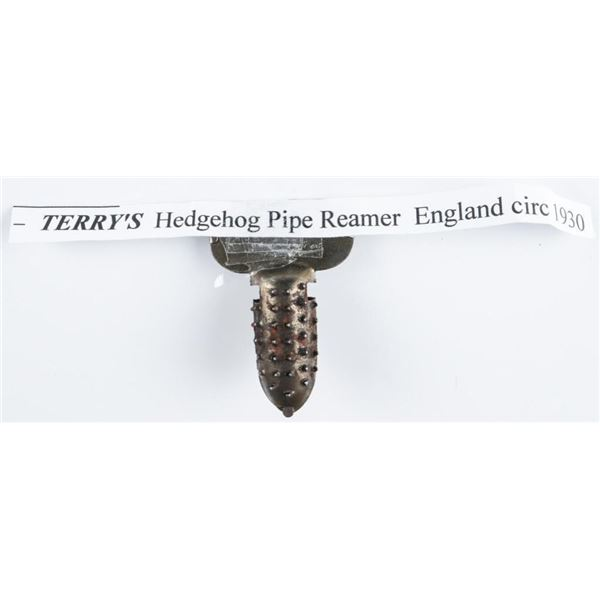 Terry's Hedgehog Pipe Reamer England Circa  1930