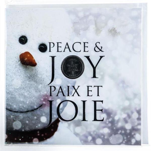 RCM 2011 Peace and Joy UNC Coin Set