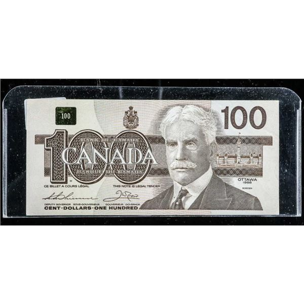 Bank of Canada 1988 100.00 (BJF)