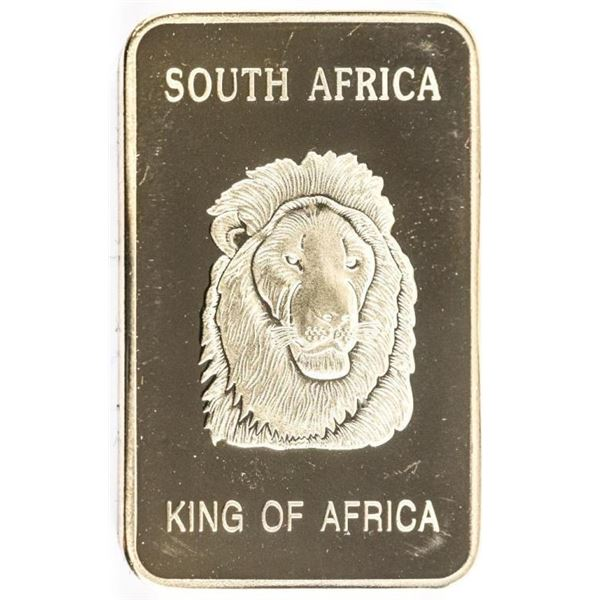 South Africa Novelty, Collector Bar 'Replica'