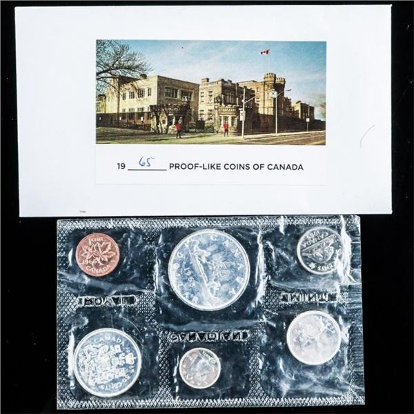 1965 Proof Silver Coin Set