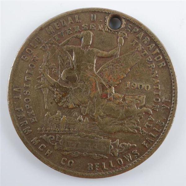 1901 Pan American Expo Token