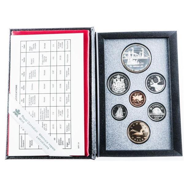 RCM 1991 Proof Mint