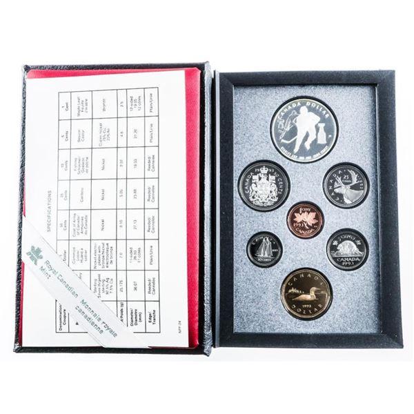 RCM 1993 Proof Mint Regular Issue